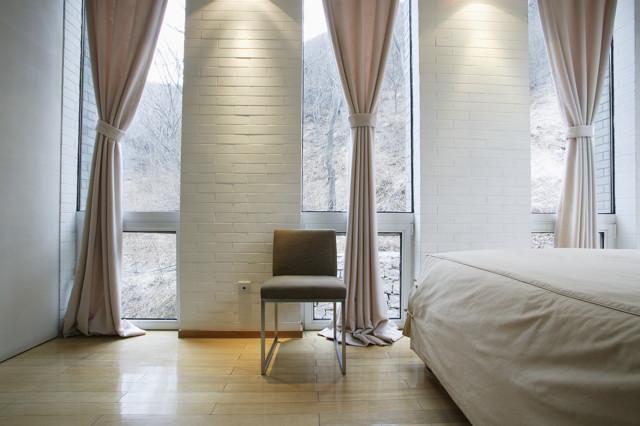 Как выбрать тюль: правильно сочетание со шторами, какой цвет подходит