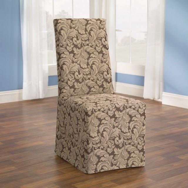 Чехол на стул своими руками: пошаговая инструкция выкройки и пошива