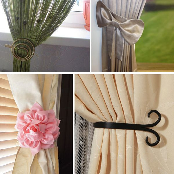 Как красиво повесить шторы в квартире: варианты для зала, кухни и других комнат