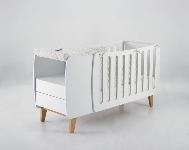 Кровать-трансформер для новорожденных: варианты использования
