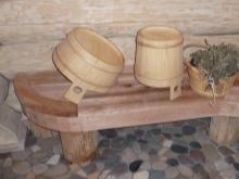 Мебель для бани своими руками: схемы, инструкции, фото