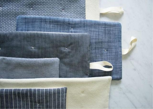 Прихватки своими руками из ткани с выкройками: пошаговая инструкция, как сшить