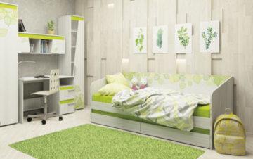 Детская кровать: идеальная модель для сна 160*80 см