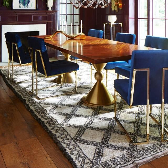Кухонный стол: выбор материала и дизайна для изделия в 75 фото