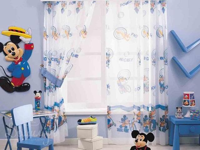 Шторы в детскую комнату для мальчика: тюль и занавески, дизайн, фото