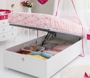 Кровать с подъемным механизмом: преимущества и недостатки