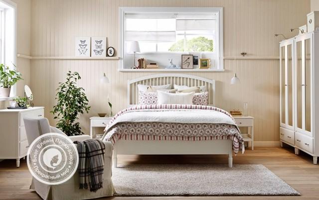 Как поставить кровать в спальне: правила расположение по фен-шуй