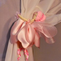Тесьма для штор: декоративная лента, как выбирать, разновидности, фото