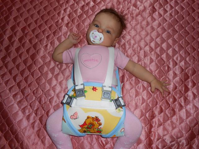 Подушка Фрейка для новорожденных: показания, как сделать своими руками