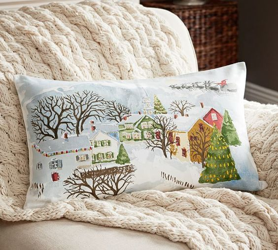 Декоративные подушки для украшения интерьера своими руками