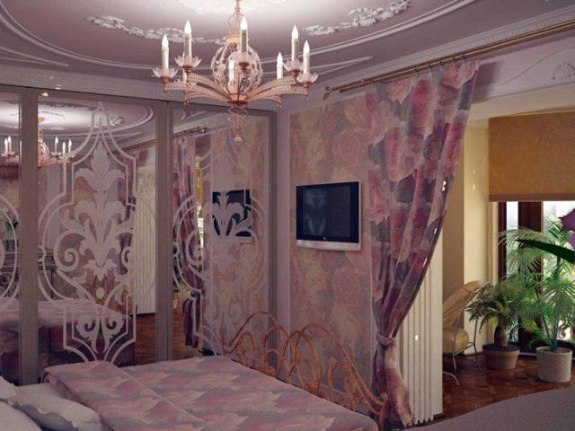 Межкомнатные шторы: модели, дизайн для дверной арки, описание и фото
