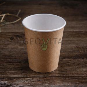 Стаканы для кофе с собой: с крышкой, картонные, крафт-стаканы, черные и с логотипом, их цвет и объем