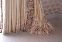 Бахрома для штор: как пришить кисти на шторы и другие виды отделки, фото