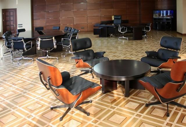 Правильная расстановка мебели в офисе: советы, идеи, дизайн