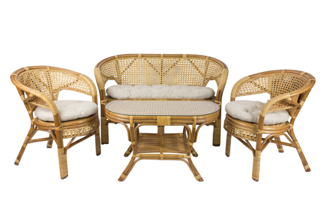 Плетеная мебель своими руками: технология изготовления и нюансы