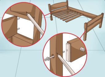 Скрипит кровать: основные источники и причины скрипа