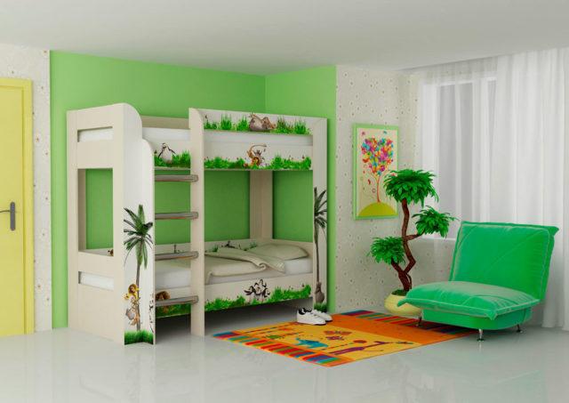 Металлическая двухъярусная кровать: виды и особенности дизайна