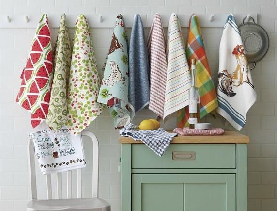 Как отстирать кухонные полотенца от застарелых жирных пятен в домашних условиях?