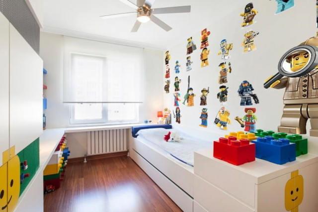 Шторы в детскую комнату: короткие, до подоконника, выбор для мальчика и девочки