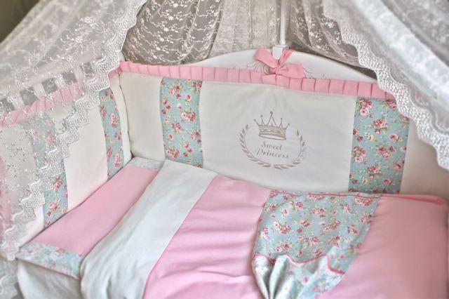 Бортики в кроватку малыша своими руками: идеи, выкройки, советы