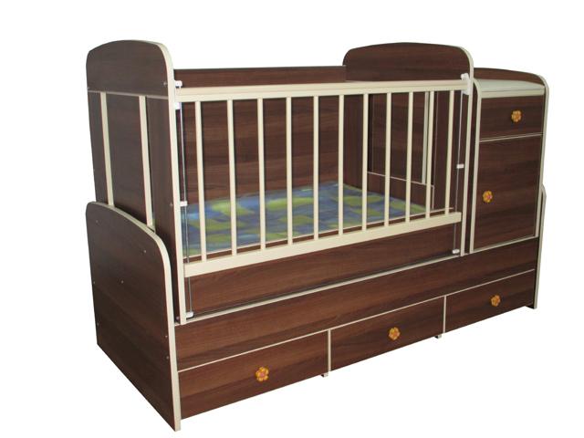 Детская кровать-трансформер: преимущества современного дизайна