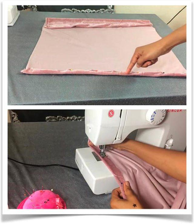 Как сшить подушку-валик своими руками: пошаговый мастер-класс, фото