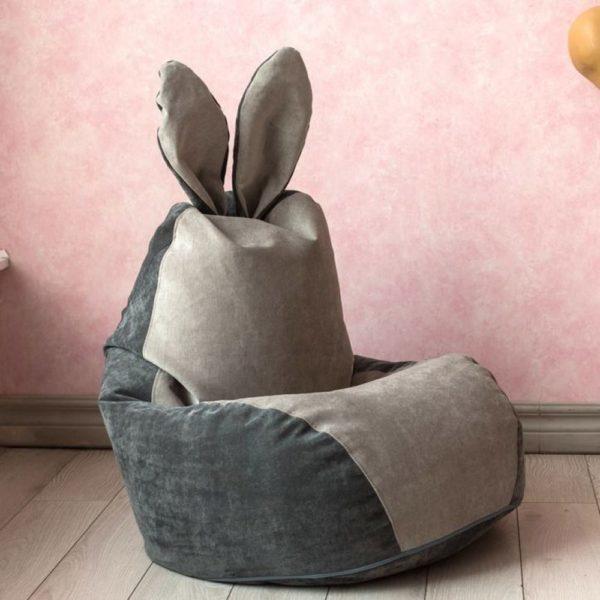Мягкое кресло-мешок ручной работы: полезные советы и идеи