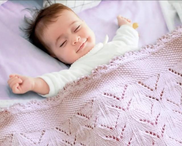 Какую пряжу выбрать для детского пледа: хлопок, шерсть или акрил?
