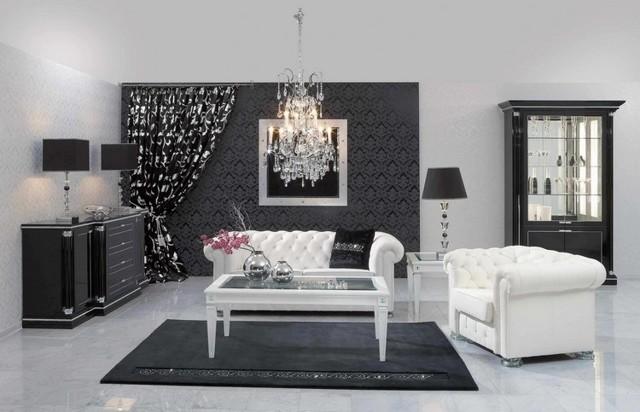 Белая мебель в интерьере: современные варианты оформления