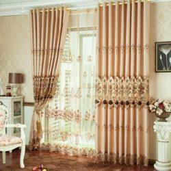 Двойные шторы в гостиную: описание, римские, тюль и занавески на одной ленте