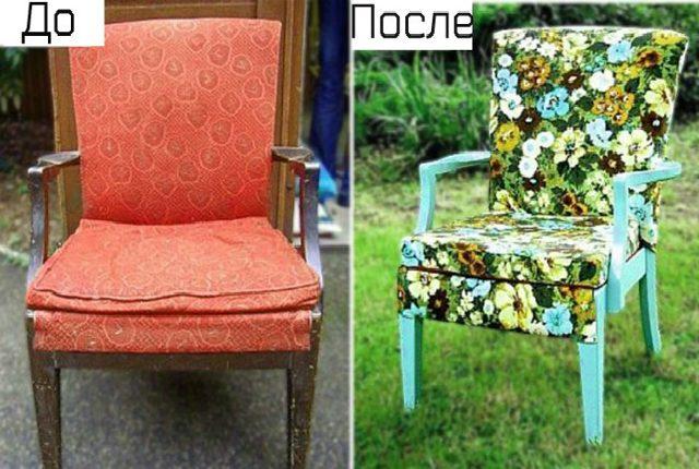 Мебель своими руками: идеи для новой мебели из старых предметов
