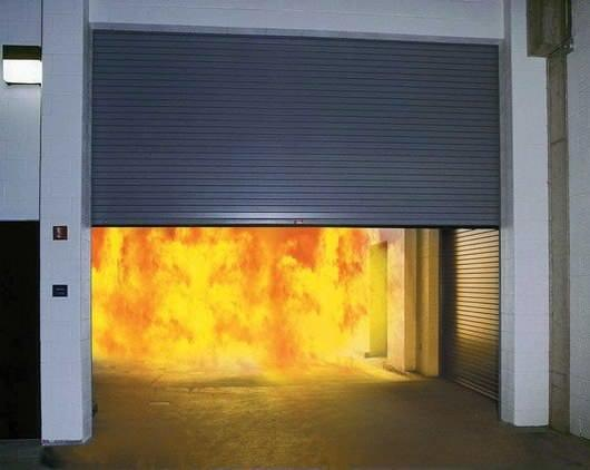 Противопожарные шторы: производители, материалы, установка, обслуживание