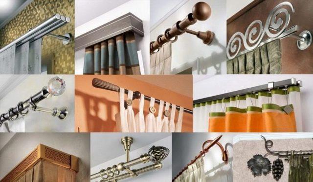 Крючки для штор: пластиковые, металлические и с зажимом, сделать своими руками
