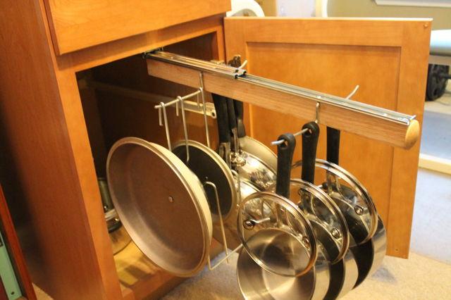 Подставка для крышек от кастрюль своими руками: самодельное приспособление для кухни