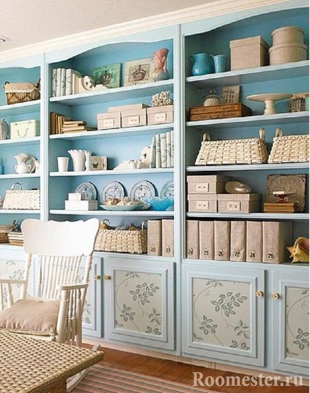 Декор шкафа своими руками. Сделайте собственный дизайн мебели