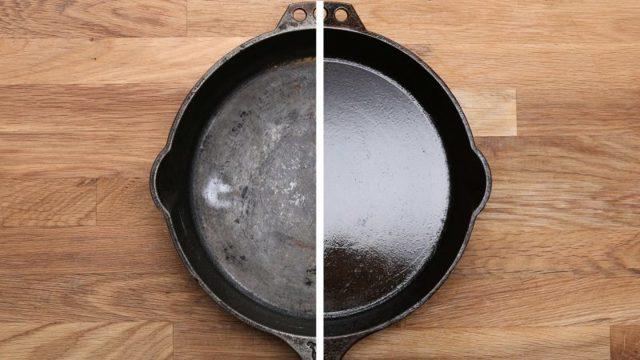 Чугунная сковорода: плюсы и минусы, можно ли запекать в духовке, как выбрать сковородку из чугуна, рейтинг производителей