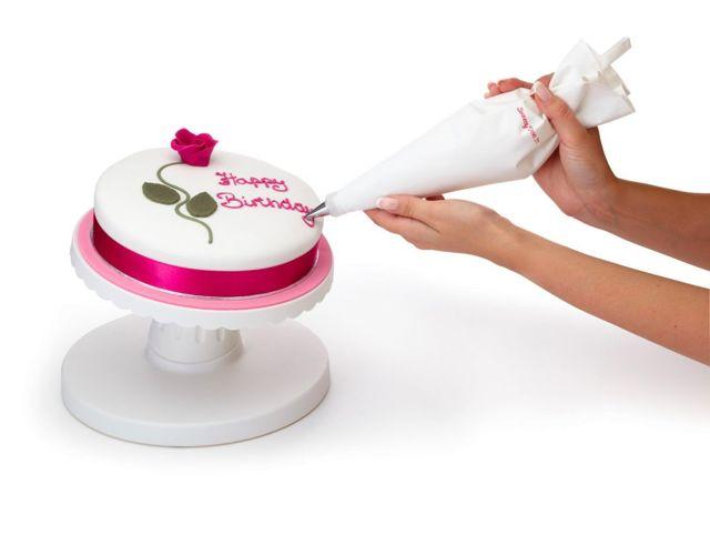 Крутящаяся подставка для торта: виды, основные диаметры, материалы, как изготовить самостоятельно