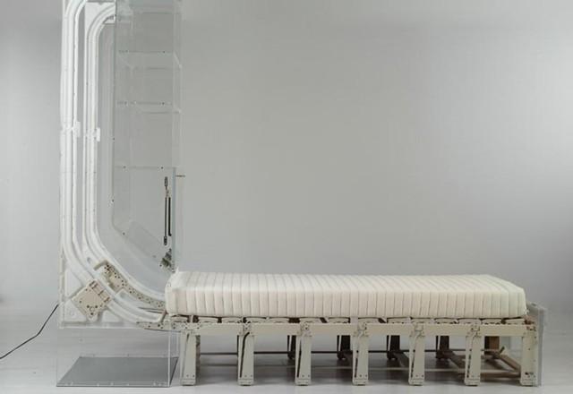 Откидные кровати в интерьере: минимум места, максимум удобства