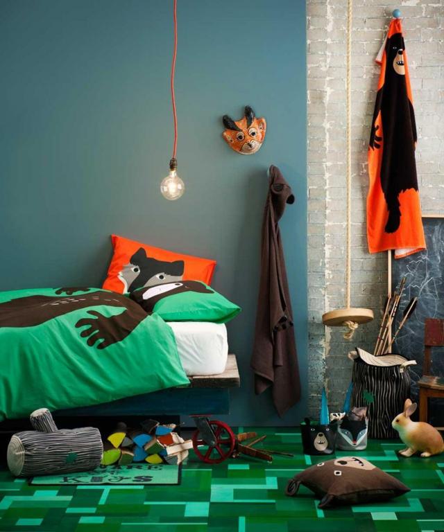 Ковер в детскую комнату для мальчиков: как определиться с выбором?
