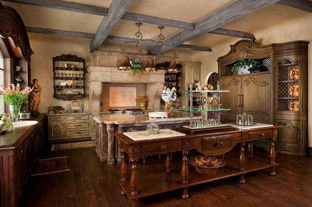 Буфет для кухни: Его виды, советы по выбору, фото интерьеров.