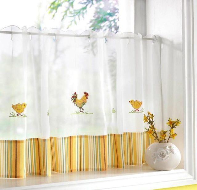 Необычные шторы: описание, варианты дизайна, как сшить своими руками