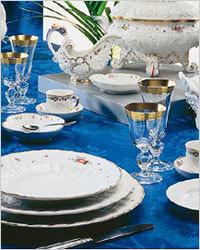 Набор столовых тарелок: материал, предназначение, цвет, форма, как подобрать качественную посуду