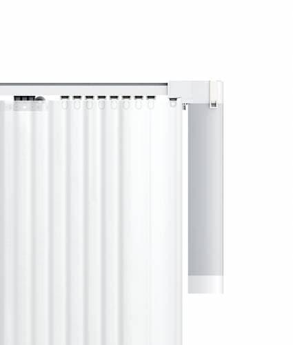Электрокарнизы для штор: модели с электроприводом, автоматические карнизы somfy