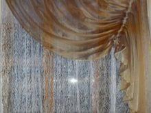 Тюль паутинка: описание штор, фото в интерьере зала и других комнат, отзывы