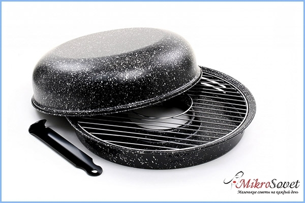 Сковорода-гриль на газовую плиту: как выбрать, с каким покрытием лучше