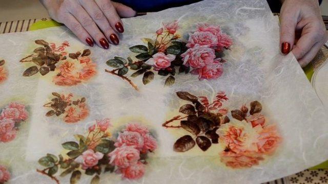 Декупаж из салфеток: делаем декорирование своими руками в правильном стиле