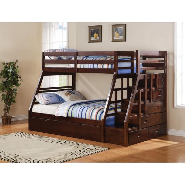 Двухъярусные кровати: особенности изготовления своими руками