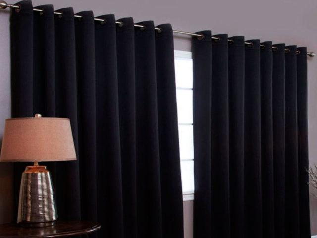 Рулонные шторы Блэкаут: темные и непроницаемые, описание, советы по выбору
