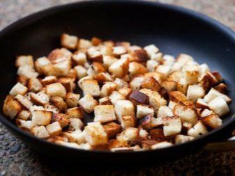Что делать, если чугунная сковорода пригорает: все прилипает к алюминиевой и тефлоновой сковородке, почему подгорает еда