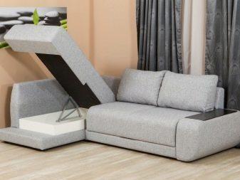 Разборка углового дивана: удобный способ для транспортировки